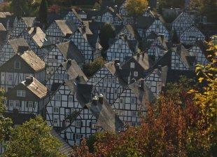 Freudenberg im Siegerland von micbec