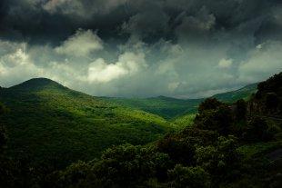 das Wetter kommt... von Bernd Unger