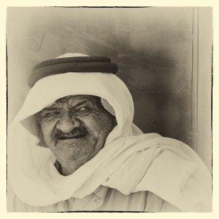 Jordanische Begegnungen 7 von DiSe.fotografie
