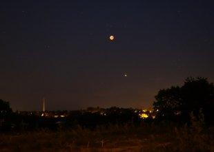Dresdner Blutmondnacht von Enor