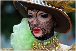 Masquerade von Sönke Luck