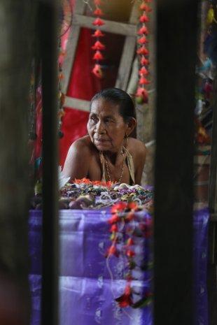 Amazonas gift shop von Helga Dudek