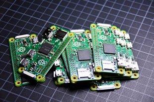 Raspberry Pi Zeros 3 von simonwaldherr