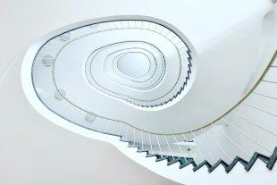 Architekturspirale II von Secundannte