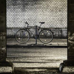 Szenen einer Stadt: Das Fahrrad von Winwood