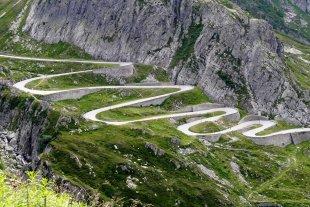 Gotthardpass-Tremola von beerwish