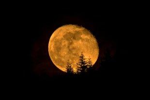 Mondnacht an Heiligabend 2018 von klausksc