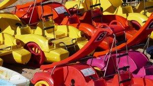 Portugal Algarve 2 Strandspielzeug von MyEye