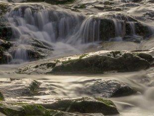 Wasserfall Harz Langzeitbelichtung von V0SSI