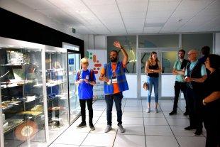 CERN Open Days - CERN Computer Centre von simonwaldherr