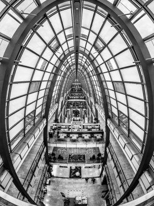 Einkaufszentrum (SW) von NeuH