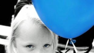 Mein kleiner blauer Luftballon von Joachim Kiner