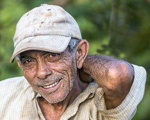 Cuba Farmer von Joachim Kopatzki