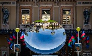Sky Mirror von Daisymupp64