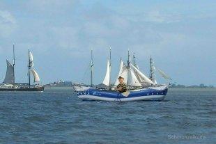 I am Sailing von Schmunzelkunst