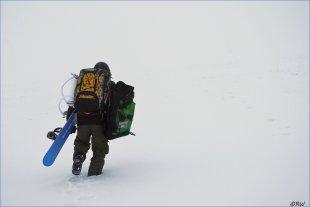 Snow Kiter von regana