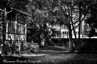Garten Haus von Hermann Fritsche
