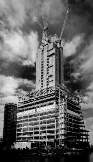 Canary Wharf von M.Schröder