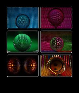 Montage, Collage,6 Foto von Didjeh