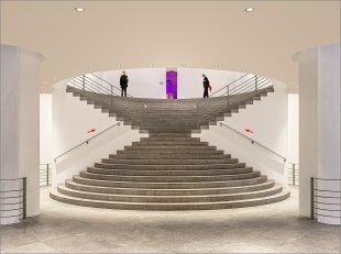 Diabolo Staircase von Herbert  A Franke