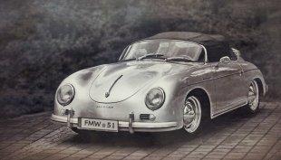 Porsche 356 von FMW51