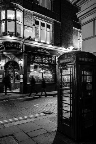 Streets of London von M.Schröder