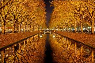 Goldener Oktober II... von Jaroslaw M