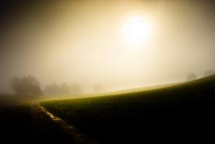 Licht flutet Land von Bernd Unger