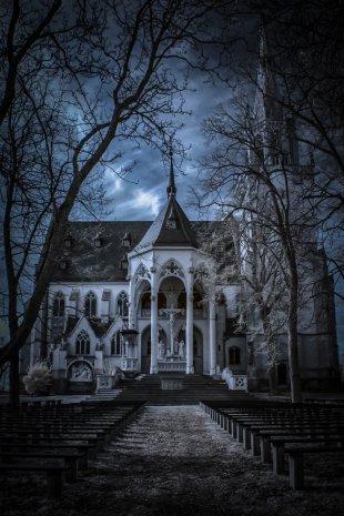 Rochuskapelle Bingen von Thomas-Weinsheimer
