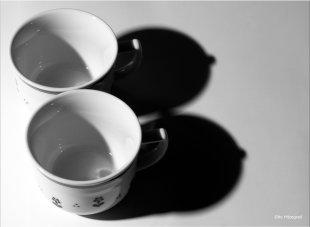 Bitte zwei Kaffee von Otto Hitzegrad