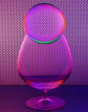 Glaskugelexperimt von Didjeh