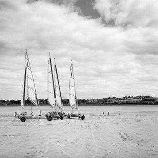 Finistère / Char à voile von sharkfox