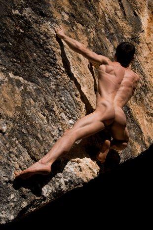 Fels - klettern von Torsal