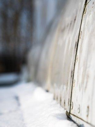 Usedom - Winter von zart bis hart von bega-art