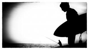 Der Mann und das Meer II von visuals by ks