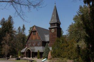 Holzkirche von Heike Maier
