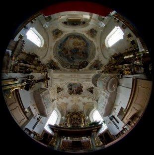 Rundumblick von Johannes Leckebusch