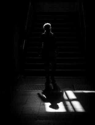 Etwas Licht von Georgie_Pauwels