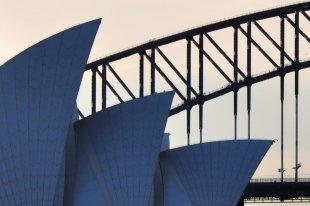 Sydney Opera Bridge von Elmquist