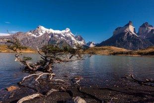 Torres del Paine 03 von Joachim Kopatzki