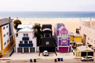 Santa Monica von Herr Ärmel