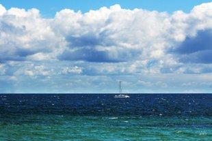 Auf See von Reiner von der Schlei