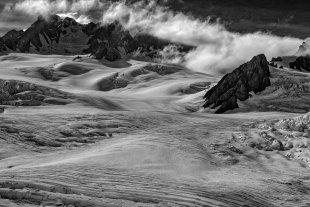 Tai Poutini Berglandschaft von Ralf Prien