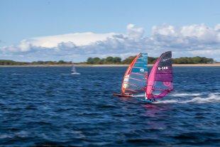 Windsurfer von Markus Schelhorn