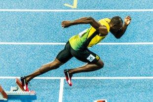 usain bolt 200 m finale rio olympia 2016 von ackihb