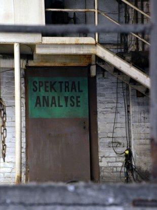 Spektralanalyse von Dirk E.