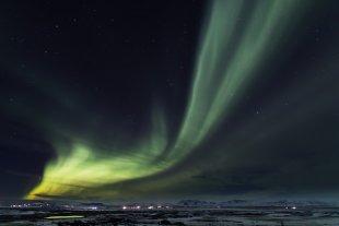Nordlicht (Aurora borealis) I von Pham Nuwem