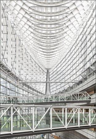 Internationales Forum_ Tokyo von Herbert  A Franke