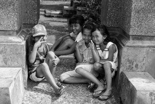 Kinder auf Bali von snuecke
