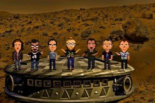 NASA Mars Foto von Michael.R.